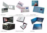 Customized Video Brochure LCD Greeting Card Music Gift Box