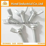 Professional Supply Ss304/316 Wing Screw