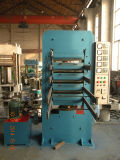 Vulcanizing Machine /Rubber Tiles Vulcanzing Press
