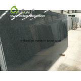 China Big Grain Impala Black G654 Granite Slabs