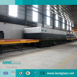 Landglass Horizontal Flat Tempered Glass Machinery Price