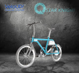 Tsinova Ion Sky Blue Color Electric Bike Come with Panasonic Lithium Ion Battery