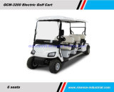 Battery Operated Golf Trolley with Four Wheels/ Mini Electric Golf Trolley to Golf Course