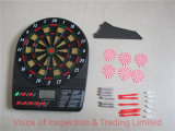 Third Party Quality Control for Electronic Dart Board / Product Audit/ QC Final Random Inspection in Ninghai Factory