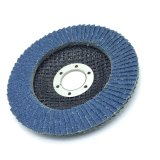 Zirconia High Density Flap Disc 4-1/2""
