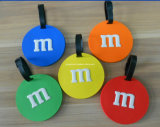 3D Rubber Luggage Tag, PVC Bag Tag