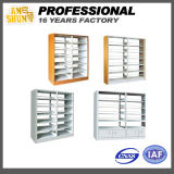 Steel Bookcase Ikea Style Carton Package Bookshelf
