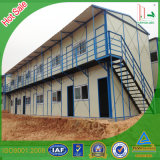 Low Cost Temporary Modular Mobile House for Site Accommodation