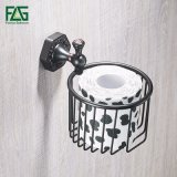 Flg Bathroom Brass Wall Mounted Oil Rubbed Bronze Paper Basket