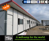 Wellcamp Prefab Steel Structure Multi Store House Pre-Manufactured Home