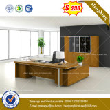 Fashion New Design Wooden Executive Table Melamine Office Furniture (HX-8NE016C)