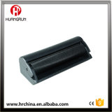 Cr156 Four Colors 70mm Plastic ABS Slim Cigarette Rolling Machine Tool with a Top Smoking Accessories