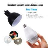 Mini Fisheye Bulb 360 Degrees Home Security Light Camera WiFi IP Panoramic Camera