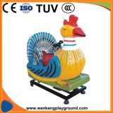 Indoor Amusement Kids Peacock Electric Toy Equipment (WK-O1205)