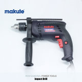 Makute Electric Drill 10mm with 13mm Key Chuck 810W