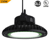 150W High Bay LED Lighting 20250 Lumen Dimmable UFO High Bay Light Fixture