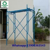 Powder Coated Steel H Scaffold Frame System