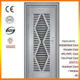 New Design Exterior Stainless Steel Door with Reasonable Price
