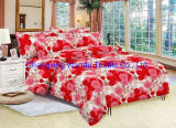 Chinese Style Flower Element Festive Bedding China Textile Wholesaler