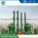 Wet Desulfurization System for Biogas and Coke Gas Purification