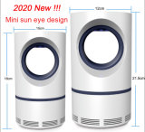 2020 LED Fan Fly Mosquito Pest Insect Bug Zap Pest Control