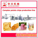 Complex Potato Chips Production Line (Pringles Chips Cracker Machine)