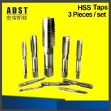 HSS Screw Tap Set HSS Machine and Hand Tap Set