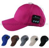 OEM Sport Music Wireless Bluetooth Earphone Baseball Cap