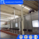 Steel/Aluminium Wheel Powder Coating Line Topcoat Painting