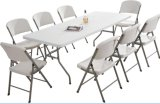 Banquet Dining Table, Lightweight Outdoor Cheap Furniture