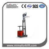Electric Four-Way Forklift for Bulk Material