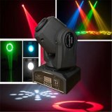 10W RGBW Mini LED Spot Moving Head Light