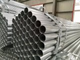 Pre Galvanized Steel Pipe Round Shape