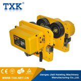 Txk Offer 5 Ton Capacity Electric Trolley for Electric Chain Hoist