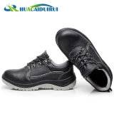 Black Low Ankle Steel Toe safety Shoes for Men