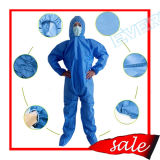 SMS PP Nonwoven Disposable Coverall/Protective Garment