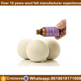 No Cheaper Filler XL 6 Pack Australian Laundry Wholesale Wool Felt Pure Felted Wool Dryer Ball