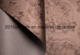 Fashion Wholesale Man Handbag Leather/ Factory PVC Leather for Bags, Shoes and Wall