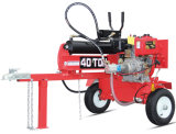 Manual Double Hand Valve Lifan Engine Wood Log Splitter