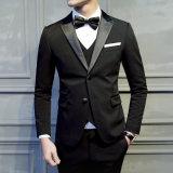 2016 Custom Made Men's Wool Suit Picture (MTM130006-1)