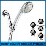 Luxury 3 Way Shower-Head/Handheld Shower Combo