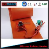 High Power 1200W Red Silicone Rubber Heating Mat