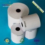 Wood Pulp Thermal Paper Roll for ATM/POS/Cash Register Machine