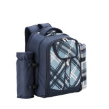 Waterproof Picnic Backpack Bag for 4 People with Picnic Blanket