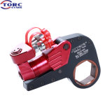 High Quality Aluminium Titanium Hexagon Cassette Type Torque Wrench with 130mm Hex Link