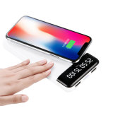 Smart LED Digital Display The Fastest Charging Wireless Charger Power Bank 10000mAh for Samsung Galaxy S9 Plus S9+ S8 S7a Edge S6 Note 8/5 etc