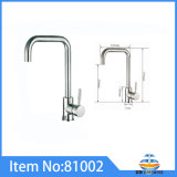 304 Stainless Steel Kitchen Sink Faucets Cold Hot Bathroom Taps