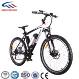 2018 New Mountain Ebike Electric Bicycle with Puncture-Proof Tyres