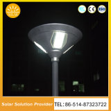 UFO Light 30W All in One Integrated Solar Street Light with Lighting Sensor