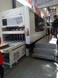 Automatic Leading Edge Carton Box Pressing Creasing Die Cutting Machine